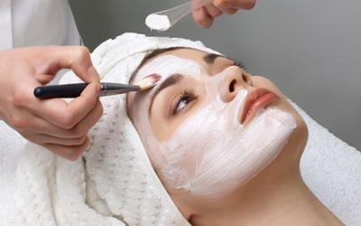Salon Facial Mask